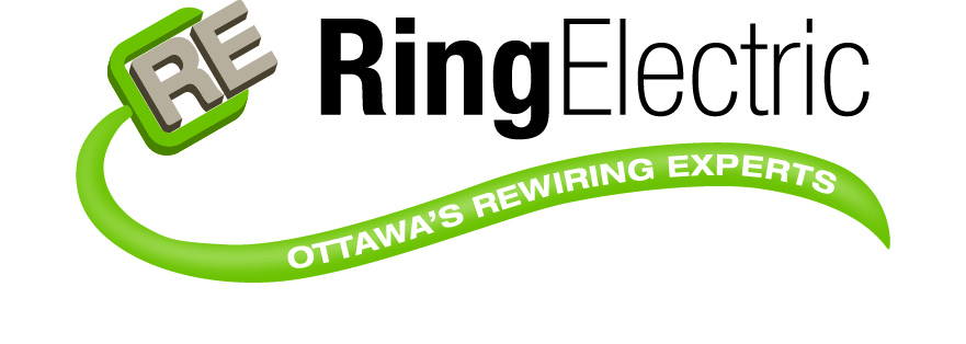 Ring Electric New Ring Electric Inc Logo Ring Electric