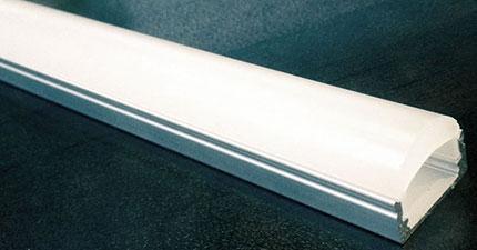 LED Light Strip Diffuser