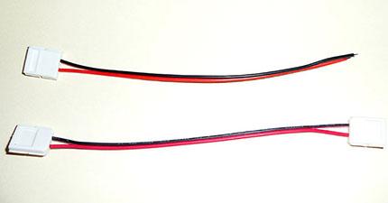 LED Light Strip Connector