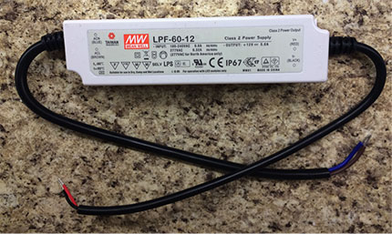 LED Strip Power Supply