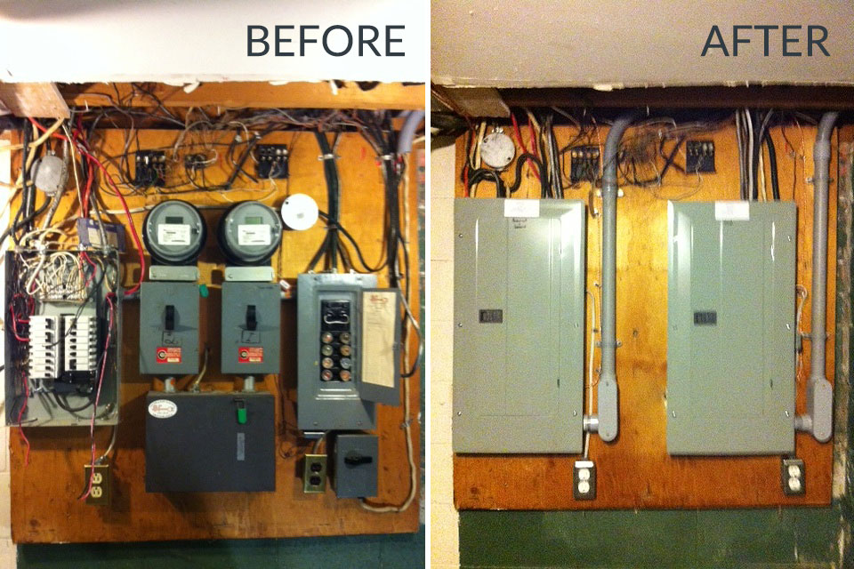 Home Renovations – Panel Upgrade