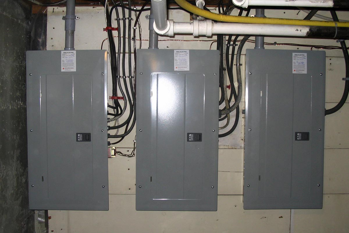 Upgrading Electrical Panels