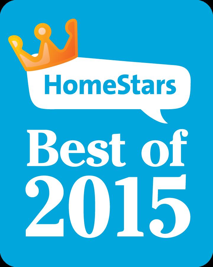 HomeStars Best of 2015