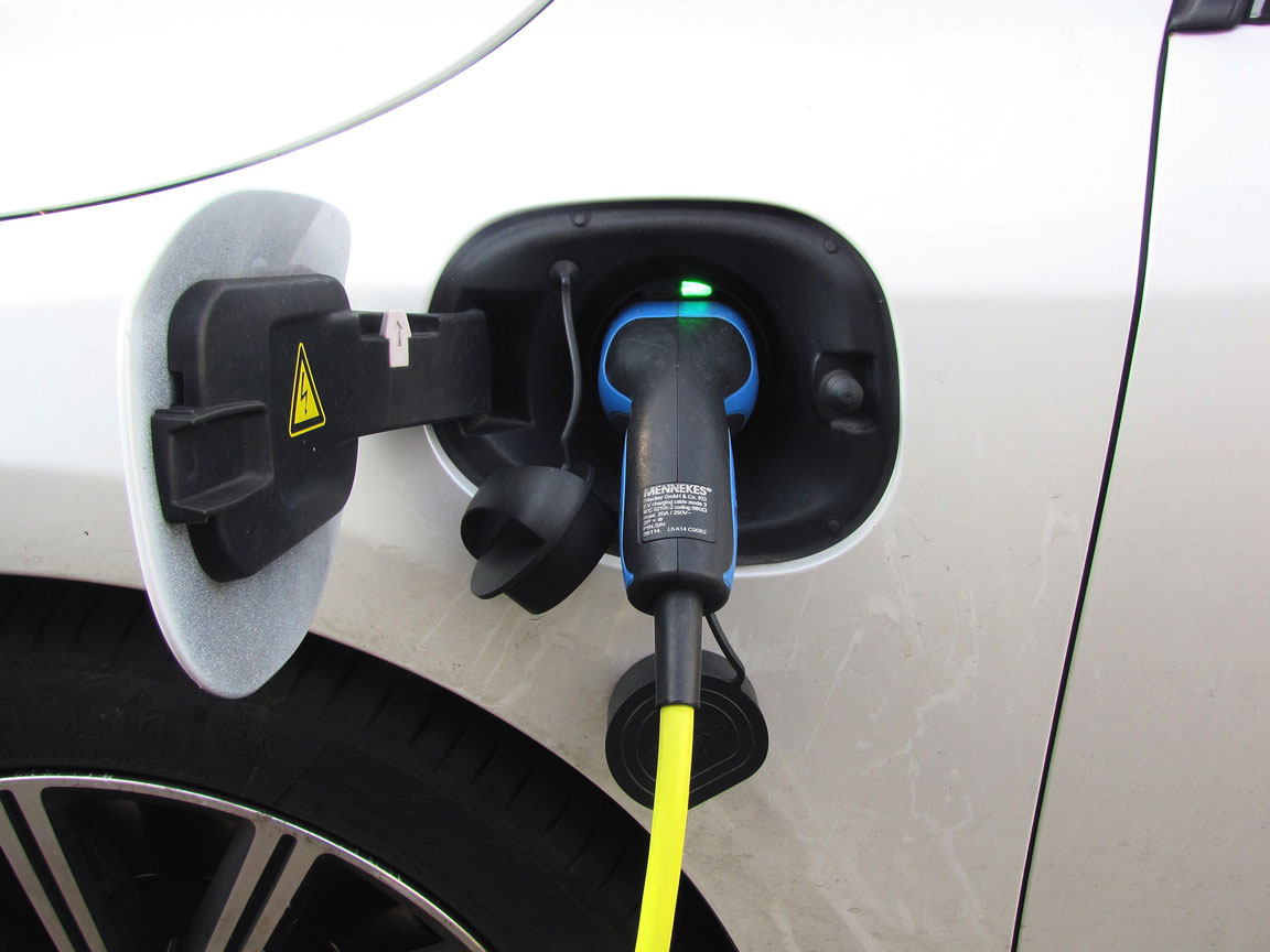 Creating the best home set-up for electric vehicle charging